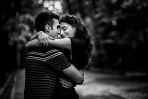 sedinta foto love story