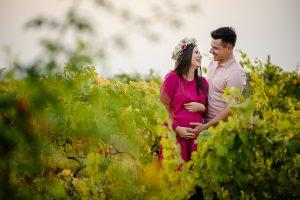 Sedinta foto maternitate in vie
