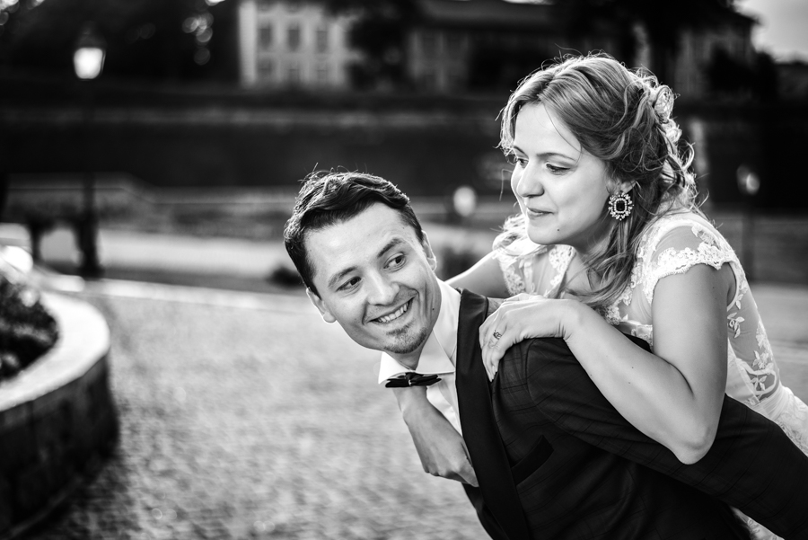 Trash The Dress Alba Iulia - Cristina si Radu